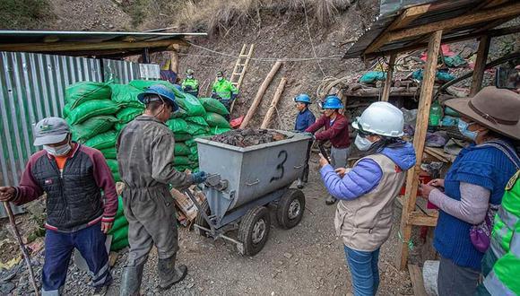 Áncash: intervienen actividades mineras ilegales en Yanama (Foto: Gore Áncash).