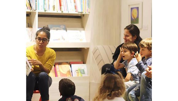 Cuentacuentos, sesiones de manualidades, títeres, celebraciones de cumpleaños. Todas estas actividades han logrado formar en tres años una comunidad fiel a la librería. (Foto: Difusión)
