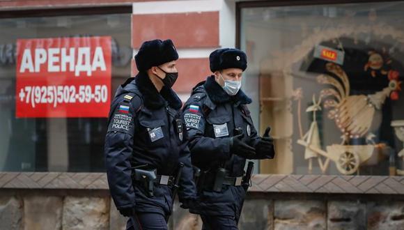 Coronavirus en Rusia | Últimas noticias | Último minuto: reporte de infectados y muertos martes 17 de noviembre del 2020 | (Foto: EFE/EPA/YURI KOCHETKOV).