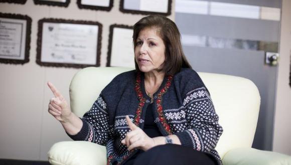Lourdes Flores Nano recurrió ante el Poder Judicial para cuestionar al Jurado Nacional de Elecciones a través de un recurso de amparo. (Foto: archivo GEC)