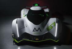 Spice-X: Auto eléctrico de competencias al alcance del bolsillo