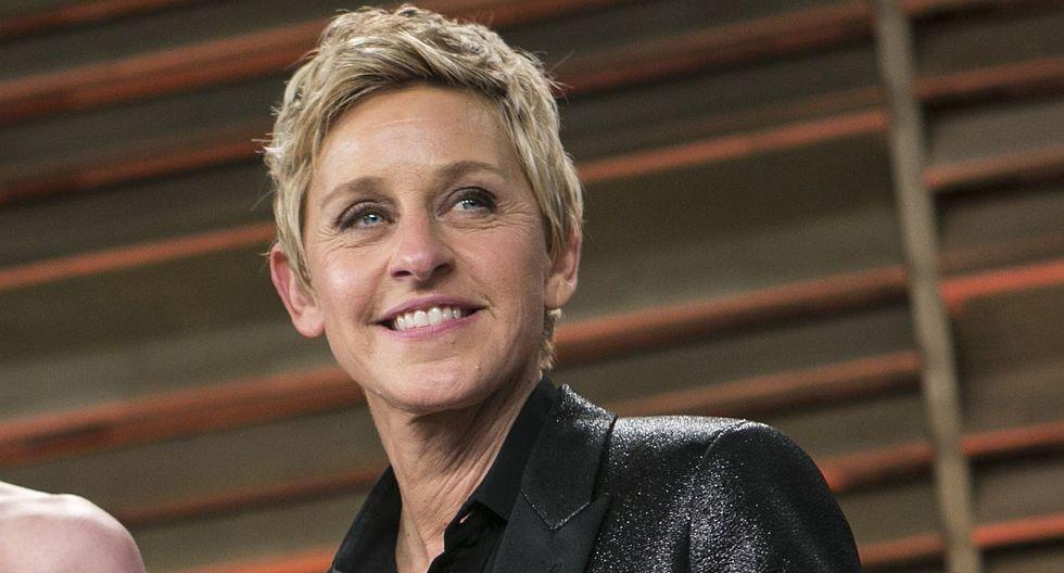 """En 2007 y 2014, la conductora de """"The Ellen DeGeneres Show"""" pisó el escenario de los premios Oscar para ofrecer lo mejor de sí. (Foto: AFP)"""