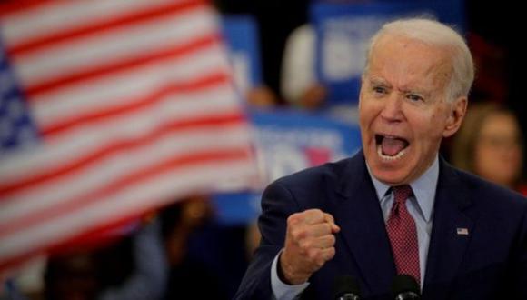 El demócrata Joe Biden ha sacado una ventaja importante a Trump en las encuestas. (Reuters).