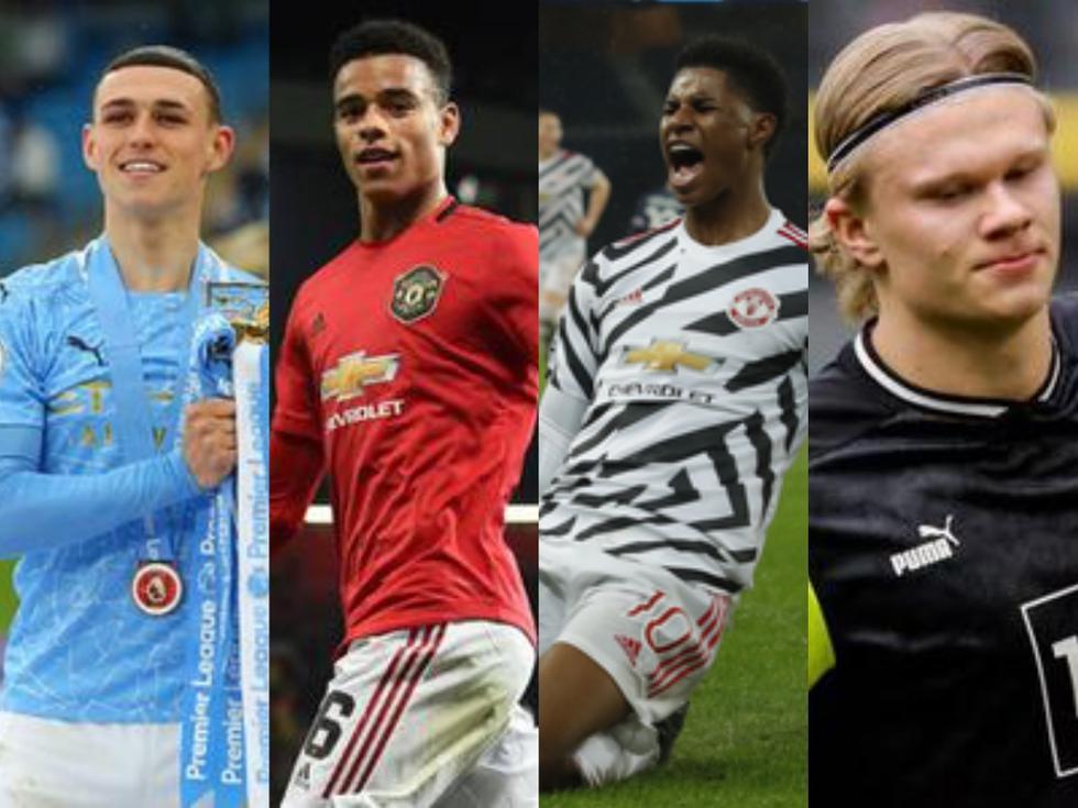 Los 15 mejores futbolistas de las ligas europeas. (Foto: Agencias)