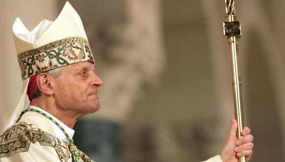 El papa Francisco aceptó el 12 de octubre la dimisión del cardenal Donald Wuerl como arzobispo de Washington entre acusaciones de haber encubierto abusos. (Foto: EFE)