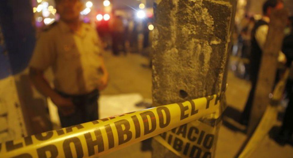La Libertad: asesinan de ocho disparos a un obrero y hieren a un adolescente