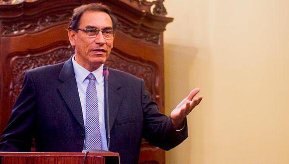 Vizcarra: Queremos hacer de Cotabambas un modelo de desarrollo