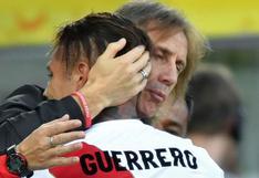 Ricardo Gareca se pronunció tras la suspensión de Paolo Guerrero