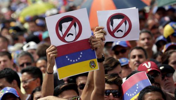 Venezuela: Oposición suspende marcha al palacio presidencial