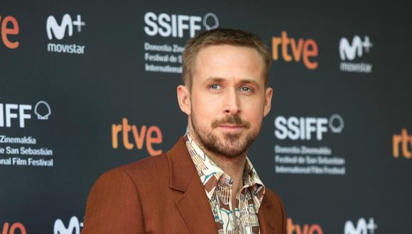 "Ryan Gosling será el próximo ""Wolfman"". (Foto: AFP)"