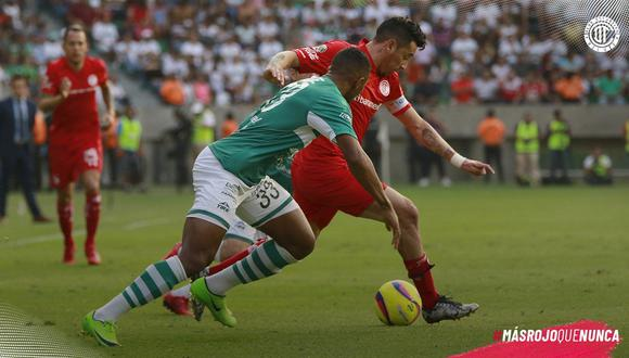 Toluca vs. Zacatepec: este miércoles por pase a final de la Copa MX. (Foto: Toluca)