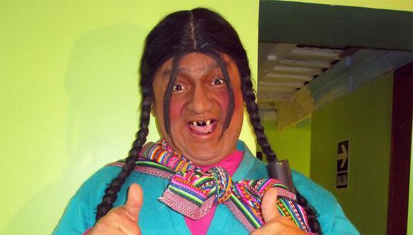 Ante el lanzamiento de la película protagonizada por este personaje, el Ministerio de Cultura consideró que Jacinta denigra a la mujer andina peruana. (Foto: STR/AFP/Getty Images)