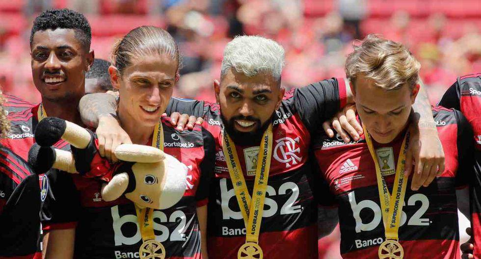 Flamengo es el actual campeón de la Copa Libertadores y no pasa un buen momento económico. (Foto: AFP)