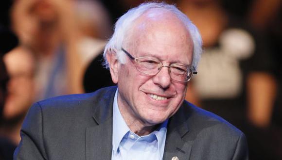 Bernie Sanders recaudó 33 millones de dólares desde octubre