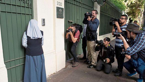 Los casos de abusos contra menores y religiosas por parte de miembros del clero también han golpeado a Latinoamérica. Hace un año, el Papa envió a Chile una delegación especial para abordar la crisis. (Foto: Reuters)
