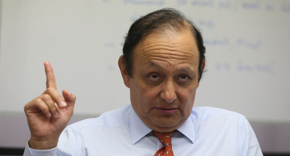 """Walter Gutiérrez indicó que a raíz del Caso Lava Jato los derechos del ciudadano """"han pasado"""" a un tercer nivel. (Foto: Archivo El Comercio)"""