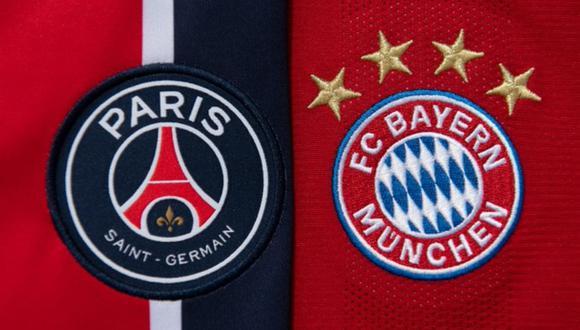PSG vs. Bayern Múnich: se juegan el título de la Champions League en Lisboa. (Foto: UEFA Champions League)