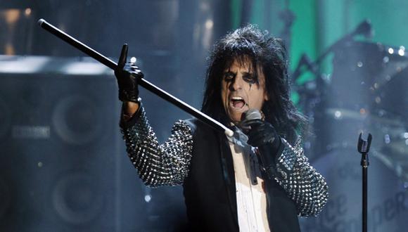 """Alice Cooper cree que el rock de hoy está """"totalmente anémico"""""""