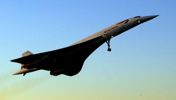 El Concorde viajó por primera vez hace 40 años entre Londres y Nueva York. El vuelo duraba tres horas y media. (Foto: Getty Images)