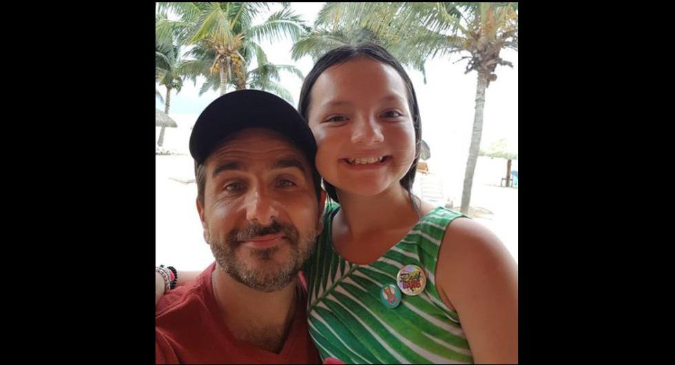 """Giovanni, Ciccia, Melania Urbina, César Ritter y Francisca Aronsson; actores de la segunda entrega de """"Margarita"""", graban actualmente en Punta Sal. (Foto: Instagram)"""