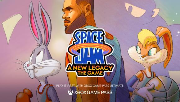 Space Jam A New Legacy The Game. (Imagen: Xbox)