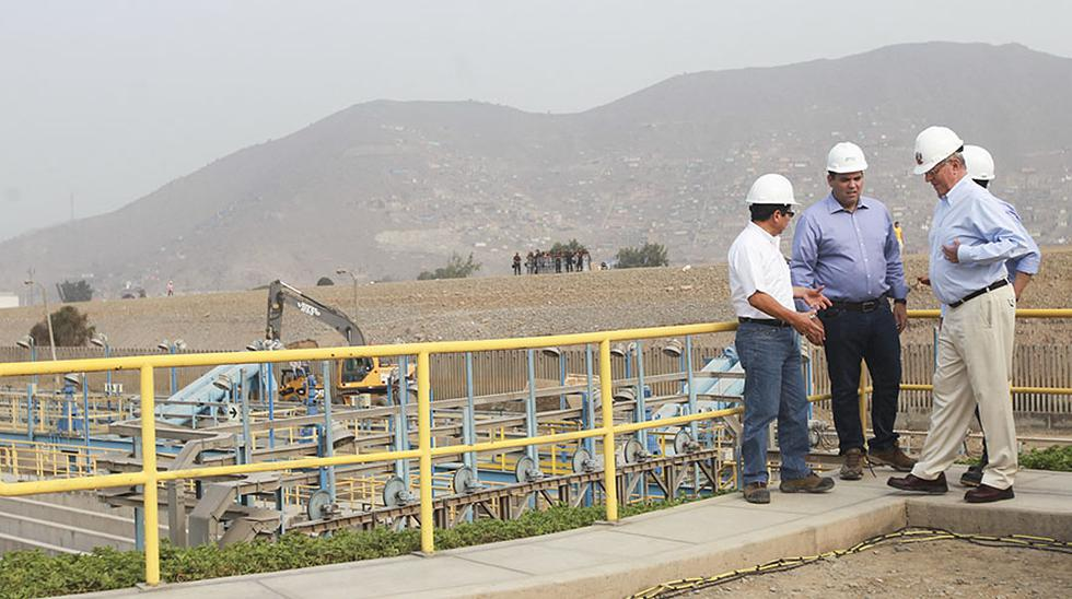Kuczynski: la visita a la planta de Huachipa en fotos [FOTOS] - 9