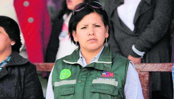 Carina Palacios Quincho será embajadora de Perú en Bolivia.