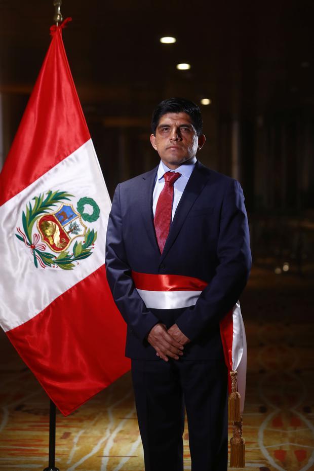 Juan Carrasco Millones. (Foto: Presidencia)
