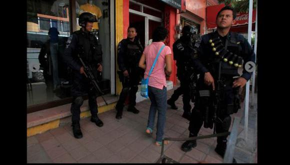 México: Federales toman ciudad donde desaparecieron estudiantes