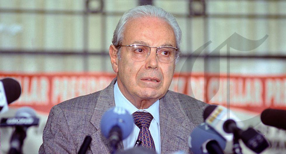 Así ocurrió: En 1981 Javier Pérez de Cuéllar enorgullece a Perú