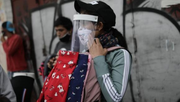 """""""En Lima Metropolitana dos millones de personas han perdido su trabajo desde el inicio de la cuarentena. Y, sin embargo, siguen sin plantearse medidas de apoyo al mercado laboral"""". (FOTO: GEC)."""