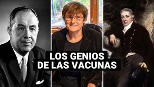 Los genios detrás de las vacunas: los científicos que combatieron enfermedades a lo largo de la historia