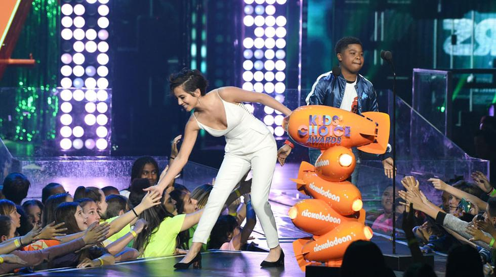 Kids Choice Awards: actriz de origen peruano destacó en gala - 7