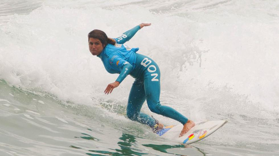 Sofía Mulanovich campeona en su regreso a las competencias - 4