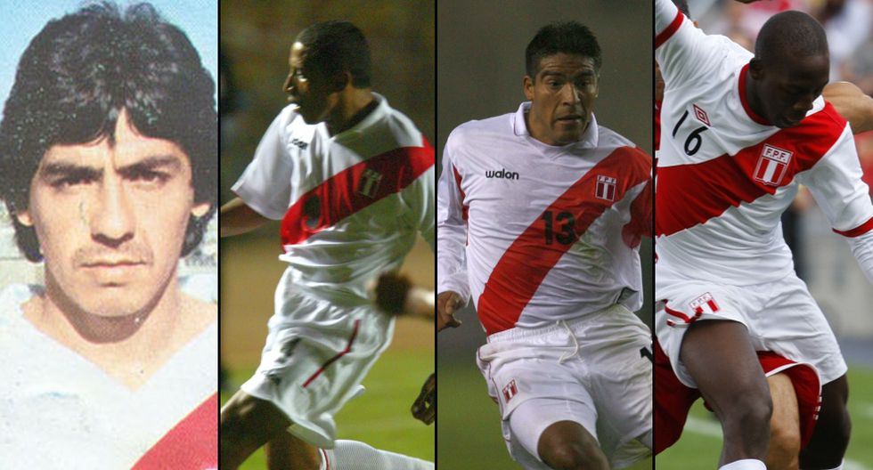 Así cambió el once de la selección peruana a través de los años - 2
