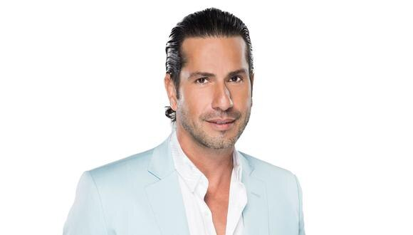 """Gregorio Pernía dio vida al narcotraficante Aurelio Jaramillo, alias """"el Titi"""", en """"Sin senos sí hay paraíso"""" (Foto: Telemundo)"""