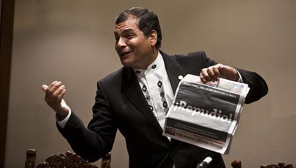 El Consejo de la Prensa critica maniobra de Ecuador en la OEA