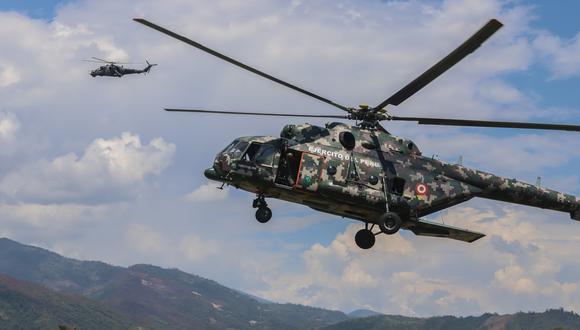 La zona del Vraem comprende los departamentos de Ayacucho, Junín, Huancavelica y Cusco. Si bien es uno de los lugares del país con mayor presencial militar y policial, se sabe que allí operan, entre otros, terroristas y productores de cocaína. (Foto: Archivo El Comercio)
