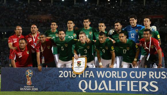 Todos señalan a Bolivia como el contrincante más sencillo de todos por su posición en la tabla. En sus últimas visitas por Eliminatorias causaron problemas. Perú no debe confiarse en lo absoluto. (Foto: AFP)
