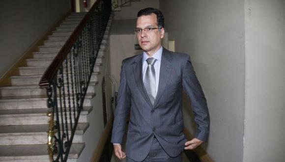 Mauricio Cruz, representante de Odebrecht en el Perú, ha dicho tener la esperanza de que la constructora brasileña pueda seguir operando en el país. (Foto: Archivo El Comercio)