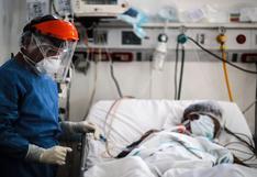 Argentina registra 4.625 casos de coronavirus y 120 muertes en un día