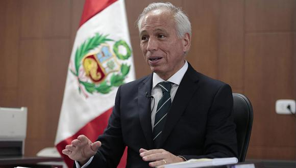 Aldo Vásquez consideró, además, que la prisión preventiva tiene que ser aplicada con cautela. (Foto: Hugo Pérez / GEC)