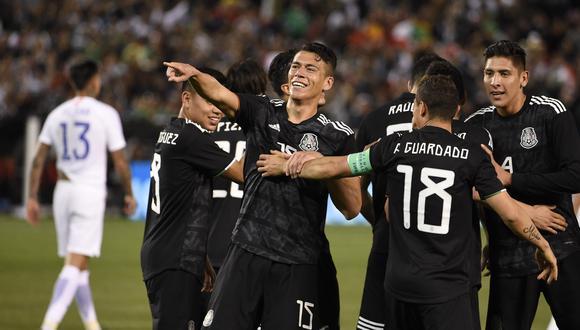 México enfrenta a Paraguay en la segunda fecha FIFA vía TDN y Azteca Deportes.