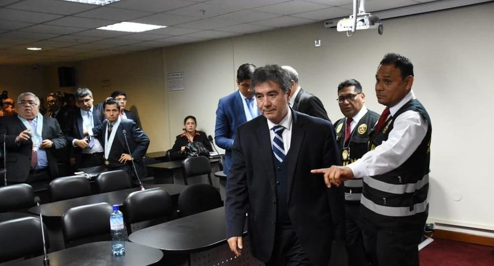El reconocido abogado Fernando Cantuarias fue detenido por este caso. El Poder Judicial señala que los elementos de convicción no son graves en su caso. (Foto: Poder Judicial)