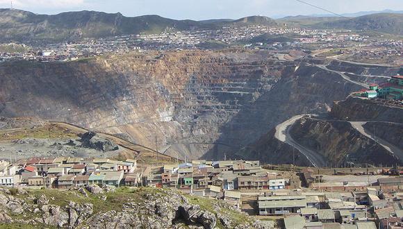 El PBI de Pasco cayó 50,7% en el segundo trimestre, el mayor descenso a nivel nacional, debido a la paralización de la producción minera.