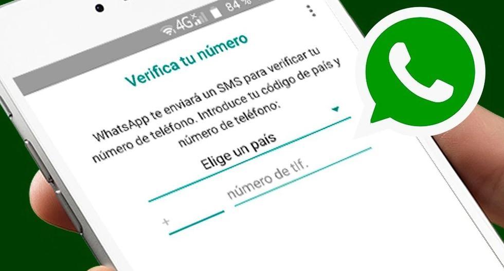 ¿Quieres abrir sesión de WhatsApp, pero no tienes dónde recibir tu código de verificación? Usa este truco. (Foto: WhatsApp)