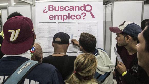 La pandemia ha agudizado los niveles de desempleo en nuestro país y la crisis en la que se desenvuelven muchos sectores genera que miles de peruanos vean con desconfianza su futuro laboral. (AFP).
