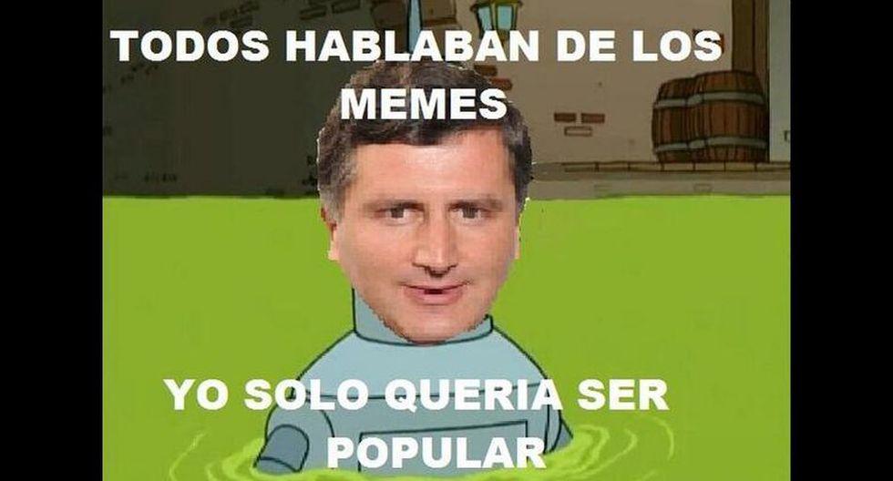 Los memes que se burlaron del político chileno antimemes - 3