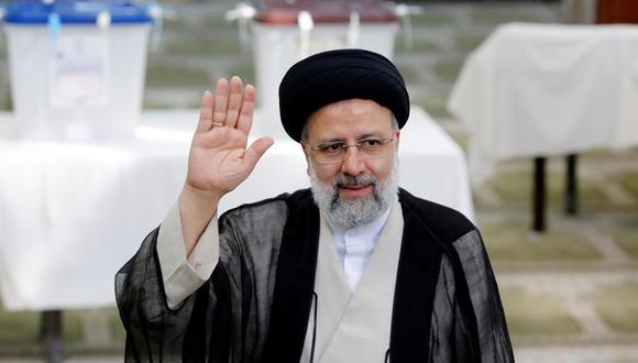 El ultraconservador Ebrahim Raisi gana de forma aplastante las presidenciales de Irán. (EFE/EPA/ABEDIN TAHERKENAREH).