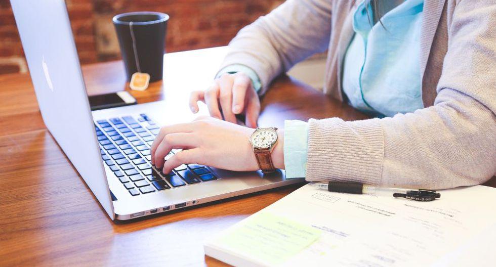 Las redes sociales no solo son claves para socializar, sino que están tomando relevancia para elegir a un candidato para un puesto de trabajo. (Foto: Pixabay)